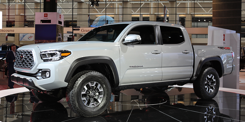 5 Things to Know About 2020 Toyota Tacoma | Trucks com