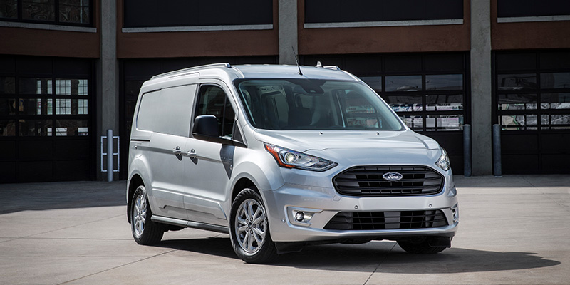 Quick Facts to Know: 2019 Ford Transit Connect Cargo Van