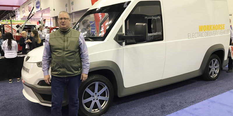 Workhorse Electric Vans and Pickups Delayed by Financial