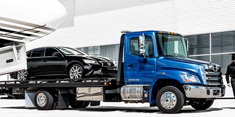 Hino Recalls Medium Duty Trucks To Fix Braking Issue