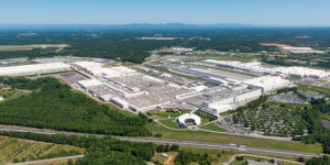 BMW Plant Spartanburg, South Carolina