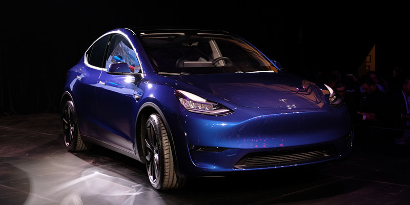 When will tesla model y be available