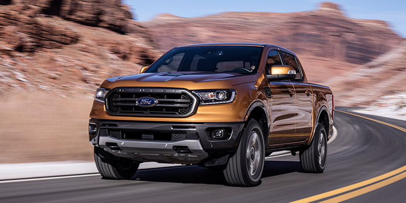Ranger Sales Growing Ford's Pickup Truck Market Share ...