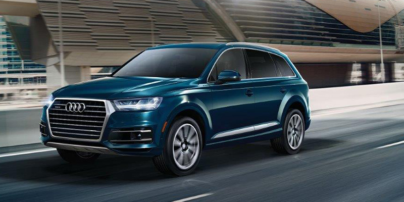 Quick Facts To Know 2019 Audi Q7 Truckscom
