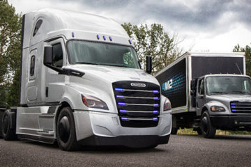 Daimler electric trucks