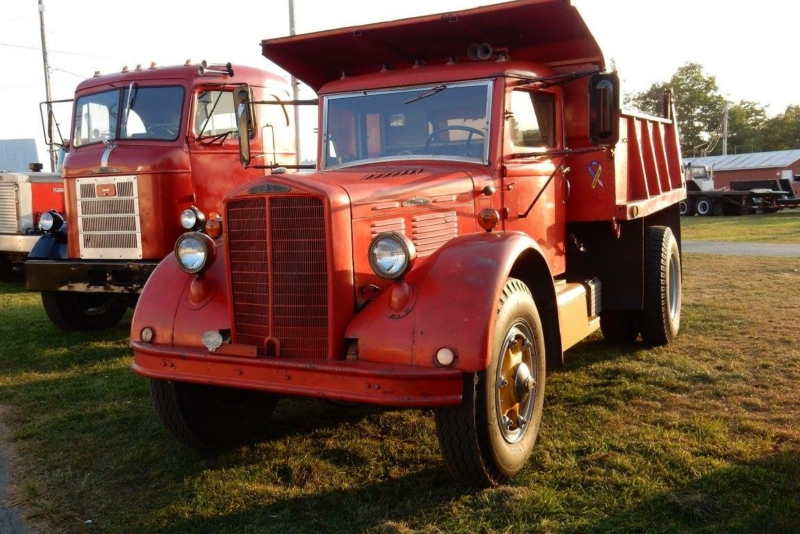 1950 Brockway model 148W
