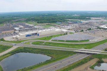 Closed GM Lordstown complex in Ohio