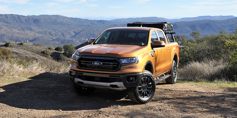 Ford Conducts Second Recall for Ranger Transmission Issue