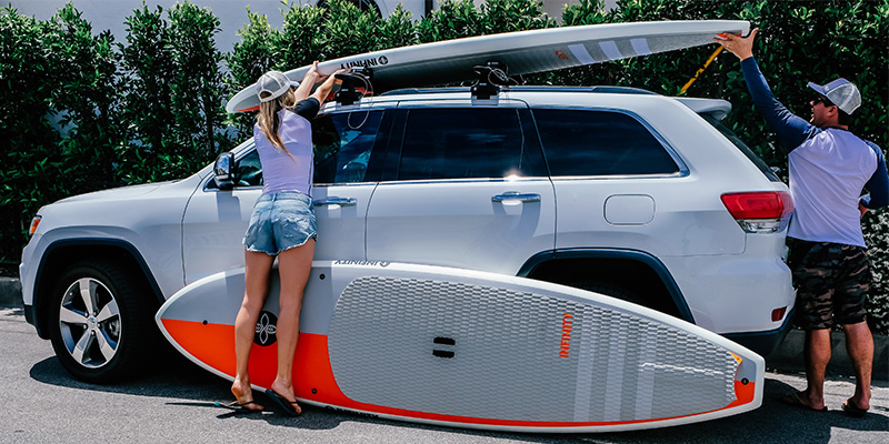 Surf And Sup Roof Rack Buyer S Guide Trucks Com