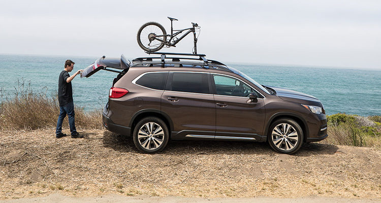 2019 Subaru Ascent 1UP USA bike rack