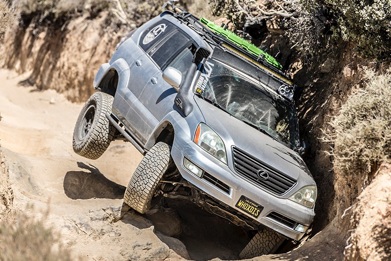 The Rise of the Lexus GX Off-Roader | Trucks com