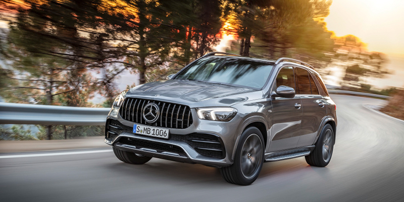 Quick Facts to Know: 2019 Mercedes-Benz AMG GLE SUV| Trucks com