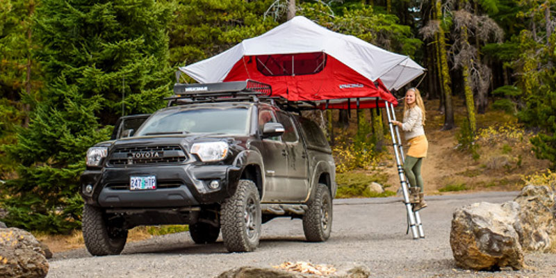 How To Outfit Your Truck For The Ideal Camping Adventure Trucks Com