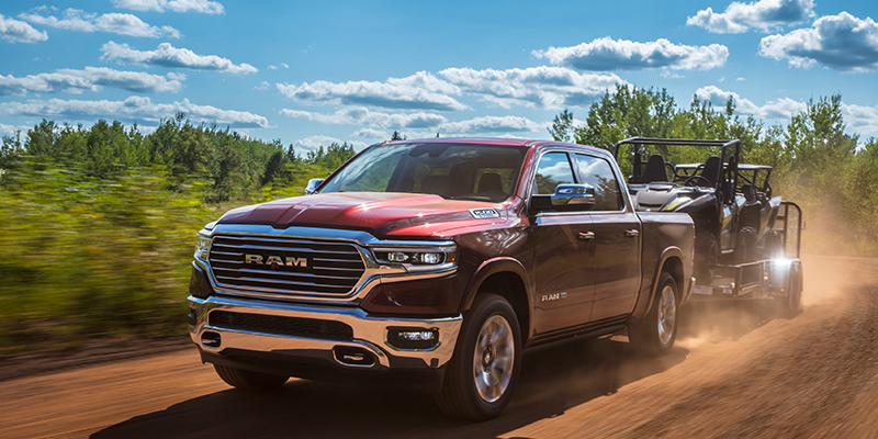 2020 Ram Ecodiesel Review.2020 Ram 1500 Ecodiesel Is Smooth Towing Machine Trucks Com