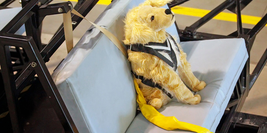 pet safety subaru crash test center for pet safety
