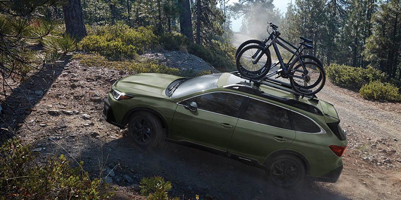 Onyx Edition 2020 Subaru Outback Tailored For Adventure