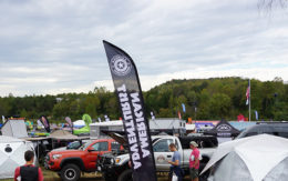 Wide view Overland Expo East