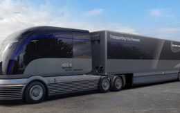 Hyundai Neptune fuel cell truck