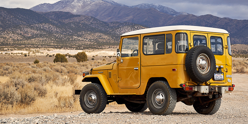 Vintage Land Cruisers Prove Toyota S Off Roader Is Iconic Trucks Com
