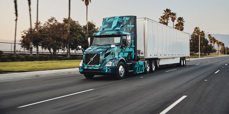 Volvo Launches Electric Heavy