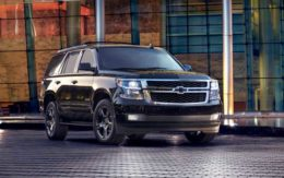 Consumer Reports likes the 2017 Chevrolet Tahoe
