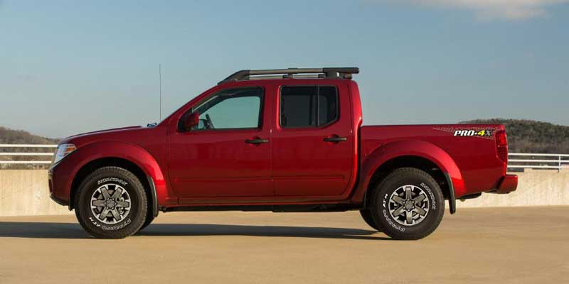 Review: 2020 Nissan Frontier Packs New Powertrain