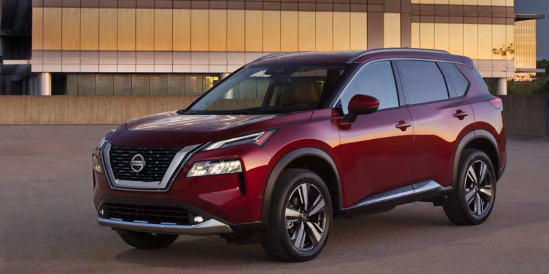 Everything To Know About The Redesigned 2021 Nissan Rogue Trucks Com