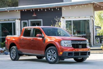 Ford compact pickup truck